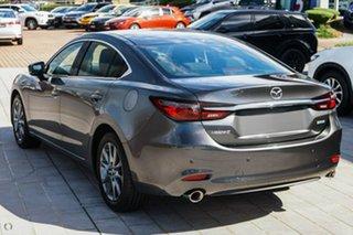 2021 Mazda 6 GL1033 Sport SKYACTIV-Drive Grey 6 Speed Sports Automatic Sedan