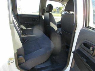 2008 Holden Colorado RC MY09 LX (4x2) White 5 Speed Manual Crew Cab Pickup