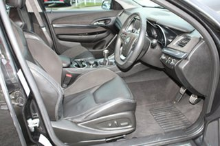 2013 Holden Special Vehicles ClubSport Gen-F MY14 R8 Black 6 Speed Manual Sedan