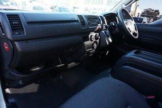 2015 Toyota HiAce TRH201R LWB White 6 Speed Automatic Van