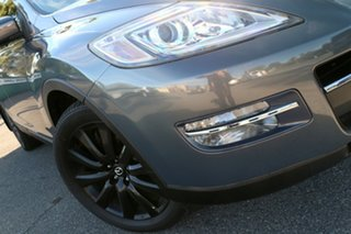 2007 Mazda CX-9 TB10A1 Luxury Silver 6 Speed Sports Automatic Wagon.