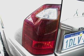 2006 Mitsubishi Pajero NP MY06 Exceed Beige 5 Speed Sports Automatic Wagon