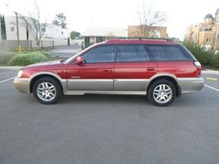 2001 Subaru Outback 2Gen Burgundy Automatic Wagon