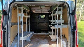 2017 Ford Transit Custom VN 290S Low Roof SWB Moondust Silver 6 Speed Automatic Van