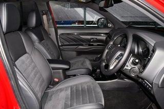 2021 Mitsubishi Outlander ZL MY21 PHEV AWD GSR Red Diamond 1 Speed Automatic Wagon Hybrid