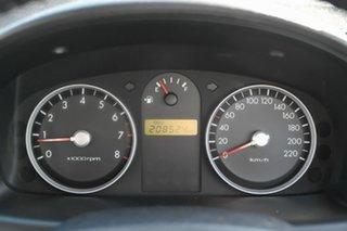 2007 Hyundai Getz TB MY06 Black 5 Speed Manual Hatchback