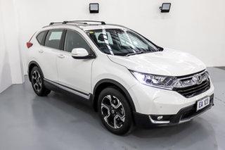 2019 Honda CR-V RW MY19 VTi-L FWD White 1 Speed Constant Variable Wagon