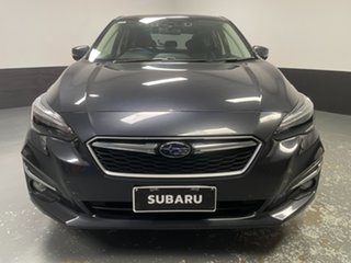 2017 Subaru Impreza G5 MY18 2.0i-S CVT AWD Grey 7 Speed Constant Variable Hatchback.