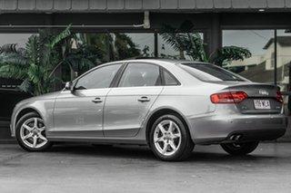 2010 Audi A4 B8 8K MY10 Multitronic Grey 8 Speed Constant Variable Sedan.