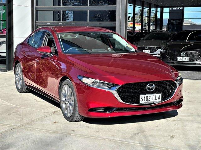 Demo Mazda 3 BP2S7A G20 SKYACTIV-Drive Touring Edwardstown, 2021 Mazda 3 G20 SKYACTIV-Drive Touring Sedan