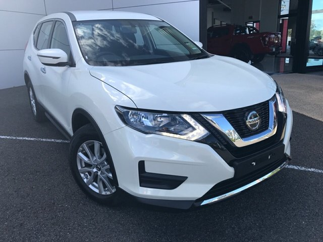 New Nissan X-Trail T32 MY21 ST X-tronic 4WD South Gladstone, 2021 Nissan X-Trail T32 MY21 ST X-tronic 4WD 7 Speed Constant Variable Wagon