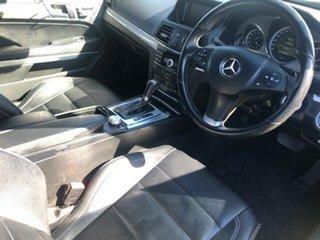 2009 Mercedes-Benz E350 Black Automatic Coupe