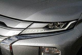 2021 Mitsubishi Pajero Sport QF MY21 GLS Sterling Silver 8 Speed Sports Automatic Wagon