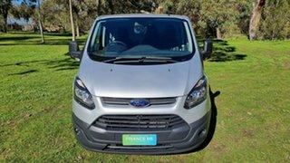2017 Ford Transit Custom VN 290S Low Roof SWB Moondust Silver 6 Speed Automatic Van.