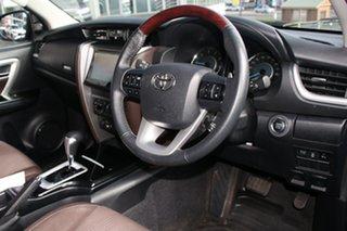2017 Toyota Fortuner GUN156R GXL Blue 6 Speed Automatic Wagon