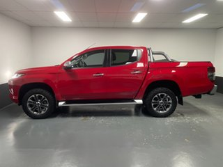2019 Mitsubishi Triton MR MY19 GLS Double Cab Red 6 Speed Sports Automatic Utility