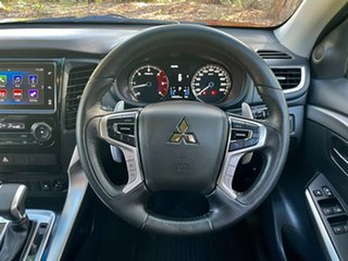 2017 Mitsubishi Pajero Sport QE MY17 GLX Terra Rossa 8 Speed Sports Automatic Wagon