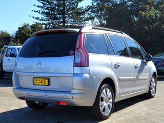 2013 Citroen C4 Picasso Seduction EGS Silver 6 Speed Sports Automatic Single Clutch Wagon.