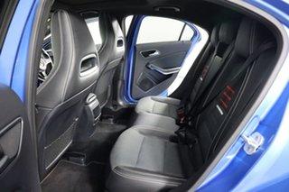 2017 Mercedes-Benz A180 176 MY17 Blue 7 Speed Automatic Hatchback