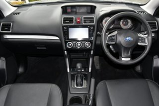 2016 Subaru Forester S4 MY16 2.5i-S CVT AWD Dark Grey 6 Speed Constant Variable Wagon.