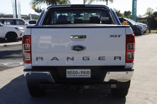 2017 Ford Ranger PX MkII XLT Double Cab White 6 speed Automatic Utility