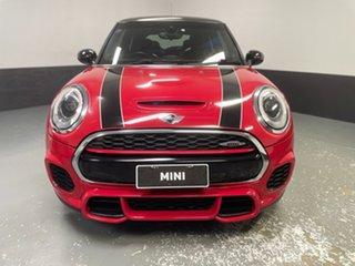 2016 Mini Hatch F56 John Cooper Works Chilli Red 6 Speed Sports Automatic Hatchback.
