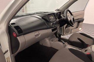 2011 Mitsubishi Triton MN MY11 GLX 4x2 4 speed Automatic Utility