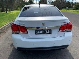 2013 Holden Cruze JH Series II SRi-V White Sports Automatic Sedan