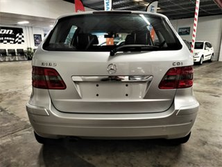 2006 Mercedes-Benz B-Class W245 B180 CDI 7 Speed Constant Variable Hatchback