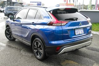 2020 Mitsubishi Eclipse Cross YB MY21 LS 2WD Lightning Blue 8 Speed Constant Variable Wagon