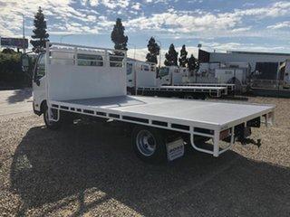 2018 Hino 616 300 White Tray