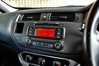 2012 Kia Rio UB MY12 SI Grey 6 Speed Manual Hatchback