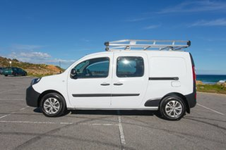 2014 Renault Kangoo F61 Phase II Maxi Crew White 6 Speed Manual Van