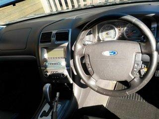 2007 Ford Falcon BF Mk II XR6 Ute Super Cab Grey 4 Speed Sports Automatic Utility