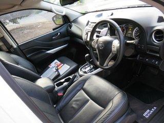 2016 Nissan Navara D23 S2 ST-X White 7 Speed Sports Automatic Utility