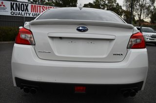 2019 Subaru WRX V1 MY19 Premium AWD White 6 Speed Manual Sedan.