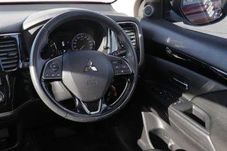 2018 Mitsubishi Outlander ZL MY19 ES ADAS 5 Seat (2WD) Red Continuous Variable Wagon