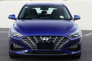 2021 Hyundai i30 Intense Blue 6 Speed Automatic Hatchback
