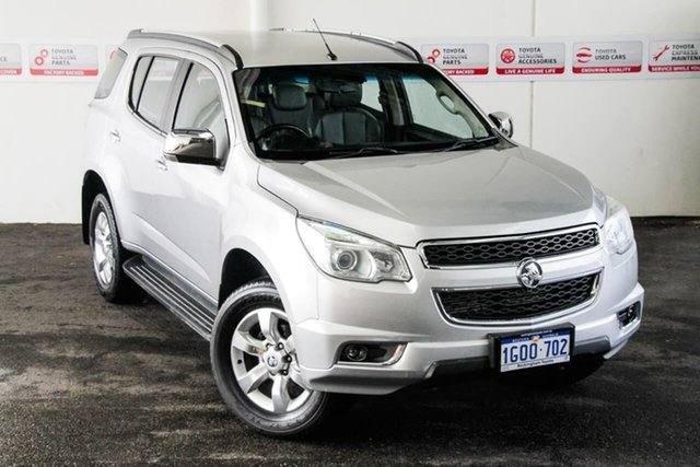 Pre-Owned Holden Colorado 7 RG MY16 LTZ (4x4) Rockingham, 2016 Holden Colorado 7 RG MY16 LTZ (4x4) 6 Speed Automatic Wagon