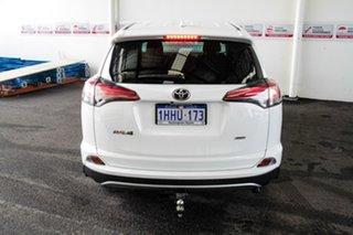2017 Toyota RAV4 ASA44R MY18 GX (4x4) Glacier White 6 Speed Automatic Wagon