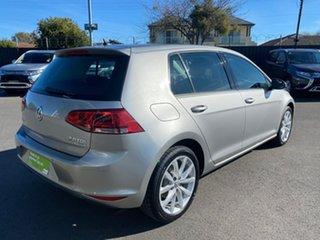 2012 Volkswagen Golf VII 110TDI DSG Highline Silver 6 Speed Sports Automatic Dual Clutch Hatchback