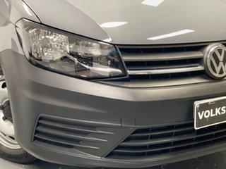 2019 Volkswagen Caddy 2K MY19 TSI220 Maxi DSG Comfortline Grey 7 Speed Sports Automatic Dual Clutch.