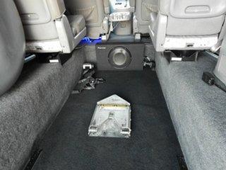 2010 Kia Grand Carnival VQ MY11 Platinum Tiptronic Black 5 Speed Sports Automatic Wagon