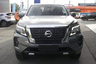 2021 Nissan Navara D23 MY21 ST 4x2 Twilight Grey 7 Speed Sports Automatic Utility.