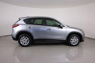 2014 Mazda CX-5 MY13 Upgrade Maxx Sport (4x4) Grey 6 Speed Automatic Wagon