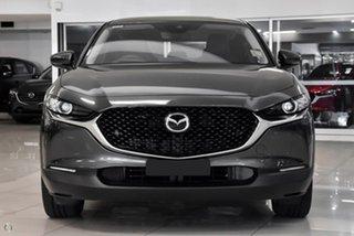 2020 Mazda CX-30 DM2WLA G25 SKYACTIV-Drive Touring Grey 6 Speed Sports Automatic Wagon.