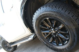 2017 Mitsubishi Triton MQ MY17 GLS (4x4) Sports Edt 5 Speed Automatic Dual Cab Utility