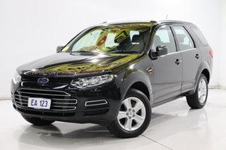 2014 Ford Territory SZ TX Seq Sport Shift Black/Grey 6 Speed Sports Automatic Wagon.
