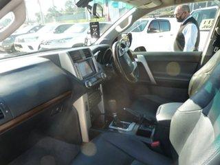 2011 Toyota Landcruiser Prado GRJ150R Kakadu Maroon 5 Speed Sports Automatic Wagon