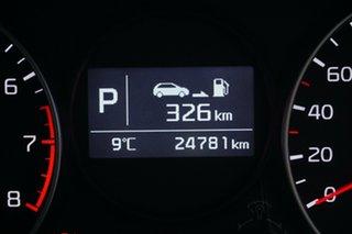 2018 Kia Picanto JA MY18 GT-Line Silver 4 Speed Automatic Hatchback